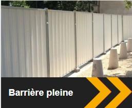 barriere heras pleine